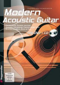 Cover Modern Acoustic Guitar neu
