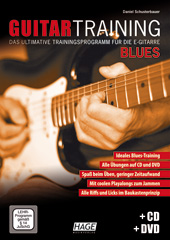 gitarrentraining Blues