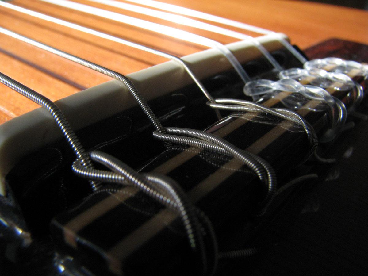 Gitarrensaiten Konzertgitarre